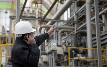 Engineer at Petrochemical plant