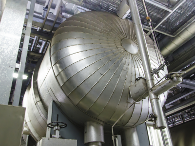 Steam Boiler Pressure vessel
