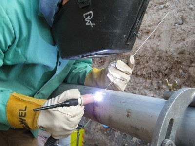 Hazardous Liquid Pipe welding