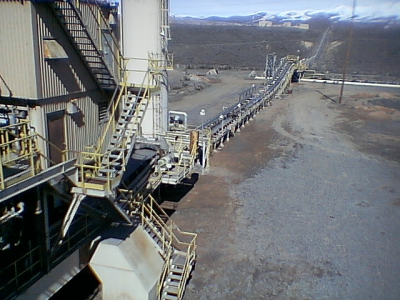 Mining Belt Conveyor