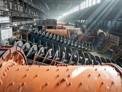 Mining - Ball Mill Header