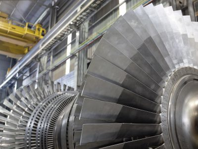 Turbine at shop