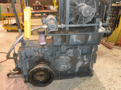 Gearbox before refurb